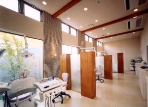 治療室全体の画像