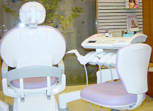 治療室の画像